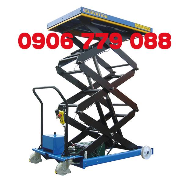 Bàn nâng điện 500 KG, Model ES022